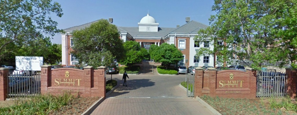 Courtneycap Sandton office